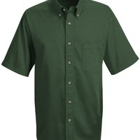 Meridian Short Sleeve Performance Twill Shirt