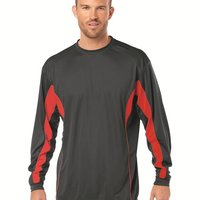 B-Core Drive Long Sleeve Colorblocked T-Shirt