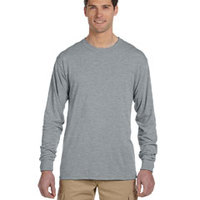 Dri-POWER® SPORT 5.3 oz., 100% Polyester Long-Sleeve Moisture-Wicking T-Shirt