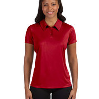 for Team 365 Ladies' Performance Three-Button Polo