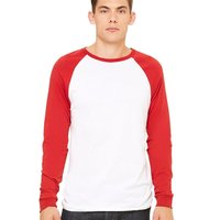 Long Sleeve Baseball Jersey T-Shirt