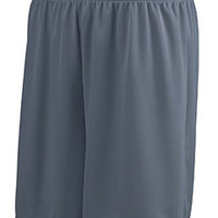 Youth Wicking Polyester Short